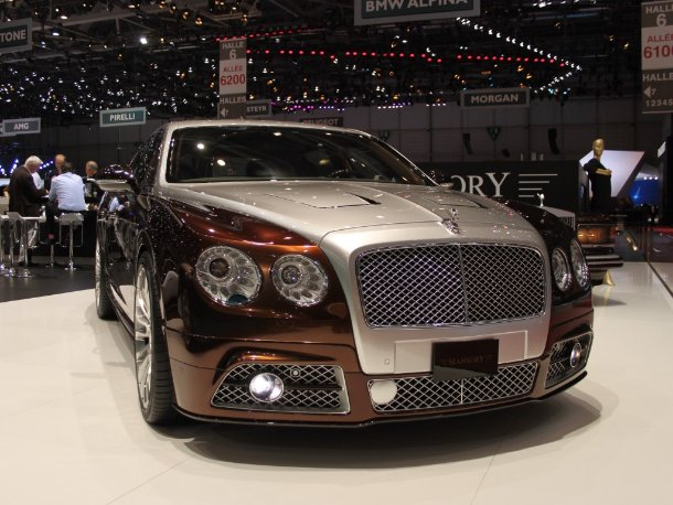 Mansory Flying Spur