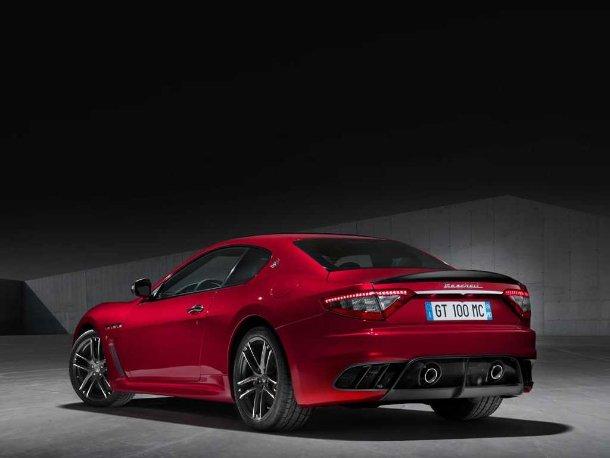 Maserati MC Centennial Edition