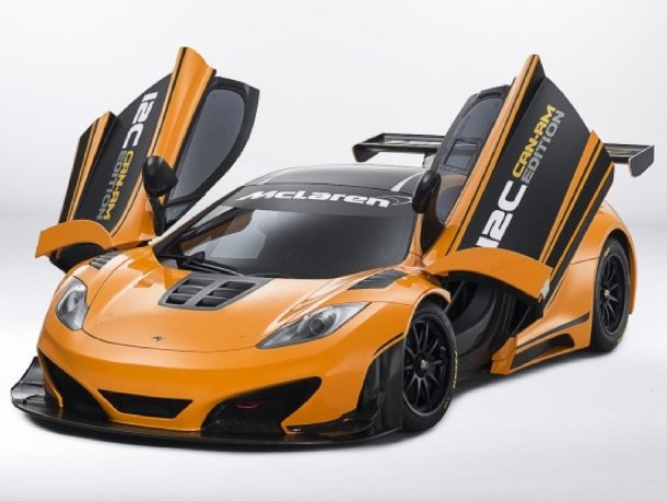 McLaren MP4-12C Can-Am Edition