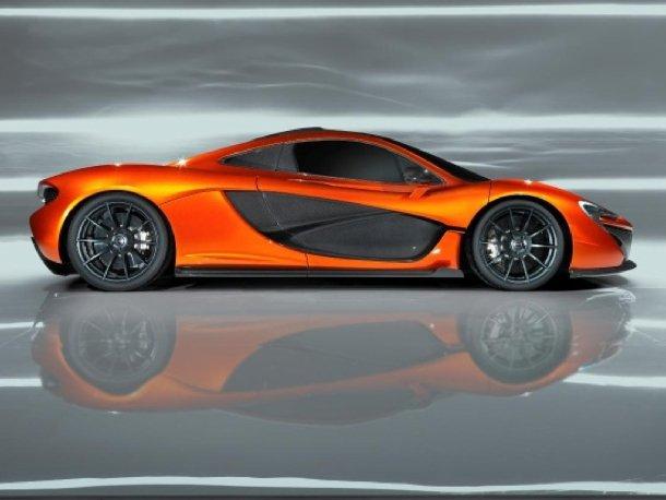 McLaren P1 Concept