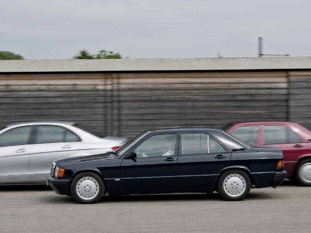 Mercedes-Benz 190 D BlueEfficiency