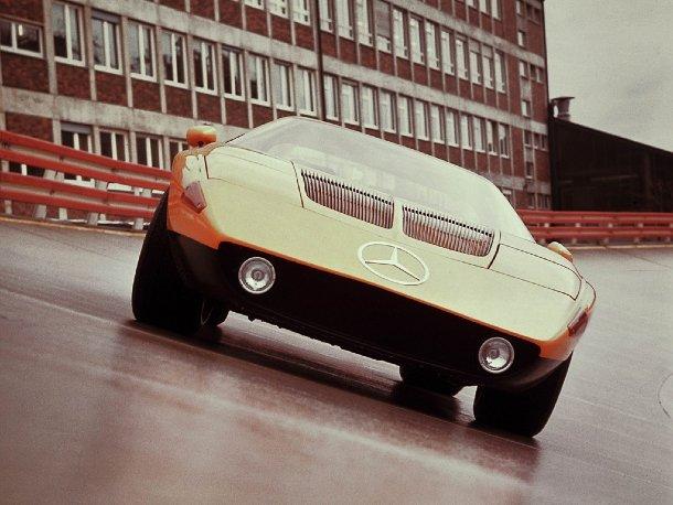 1969 Mercedes-Benz C 111