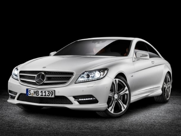 Mercedes-Benz CL 500 4MATIC Grand Edition (C 216) 2012