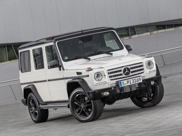 Mercedes-Benz G 500 Edition 35