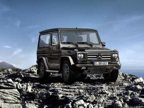 Mercedes-Benz G-Modell BA3 Final Edition
