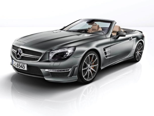 Mercedes-Benz SL 65 AMG 45th Anniversary Edition