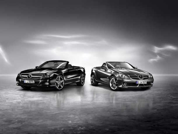 SL Night Edition (R 230) SLK Grand Edition (R 171) 2009