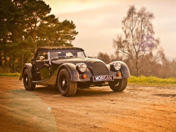 Morgan Roadster 3.7