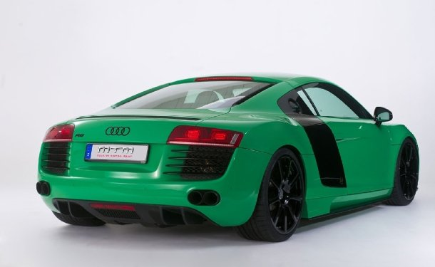 MTM Audi R8 Green