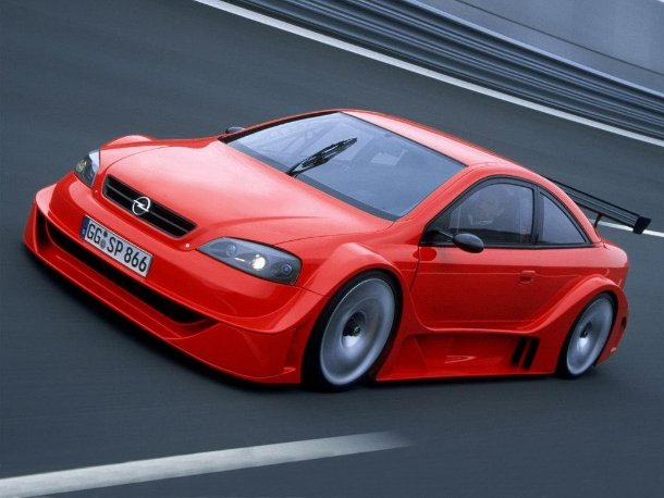 Opel Astra OPC Xtreme