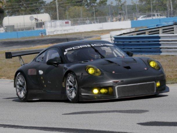 Porsche 991 RSR