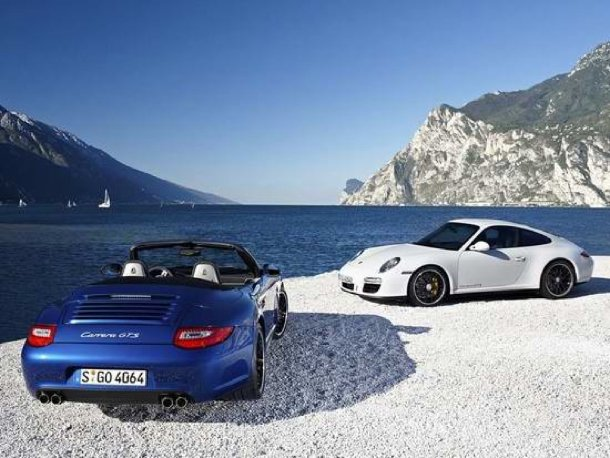 Porsche 997 Carrera GTS