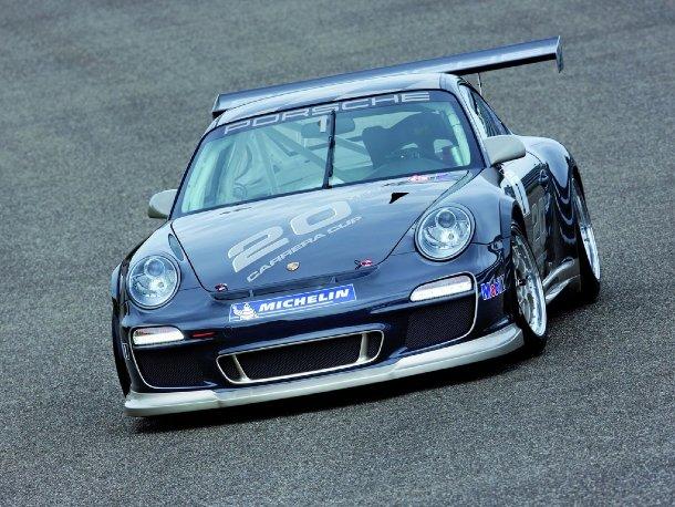 Porsche 997 GT3 Cup 2010