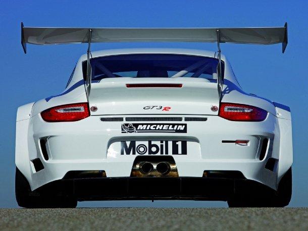 Porsche 997 GT3 R - RSR light