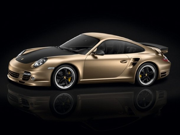 Porsche 997 Turbo S 10 Years China Anniversary Edition