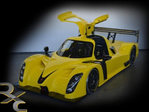 Radical RXC Coupé