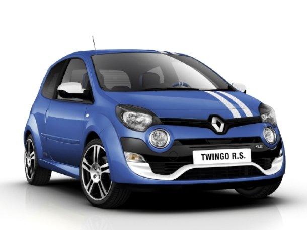 Renault Twingo R.S. Gordini