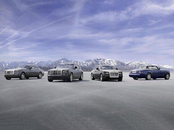 Rolls-Royce Bespoke-Programm