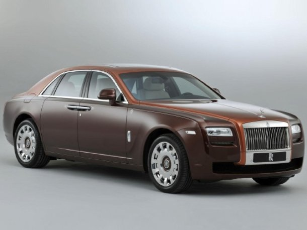 Rolls-Royce Ghost 1001 Nights Collection