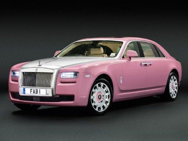 Rolls-Royce Ghost EWB FAB1