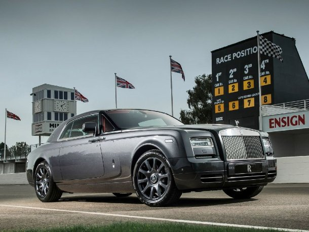 Rolls-Royce Phantom Coupé Chicane