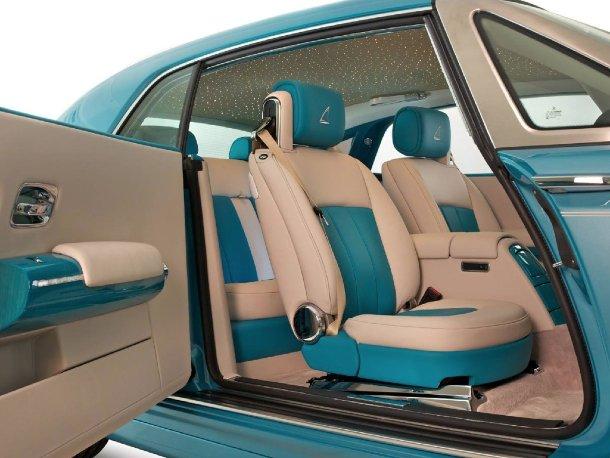 Rolls-Royce Phantom Coupé Ghawwass