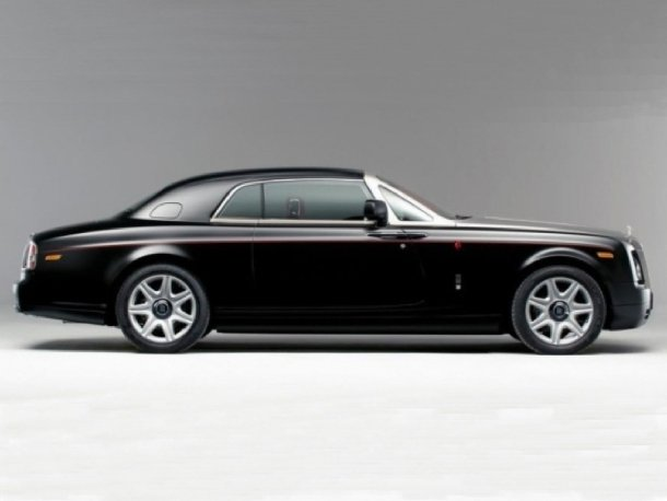 Rolls-Royce Phantom Coupé Mirage