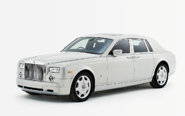 Rolls Royce Phantom Mirage