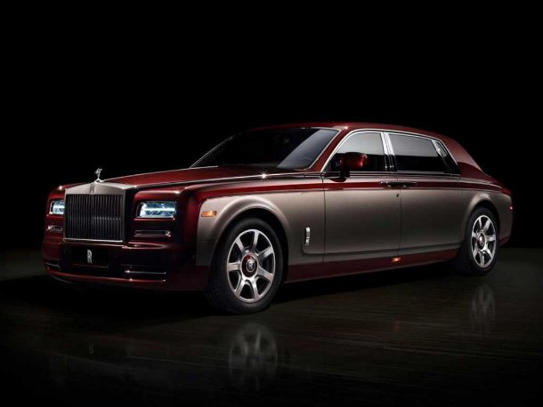 Rolls-Royce Phantom Pinnacle Travel