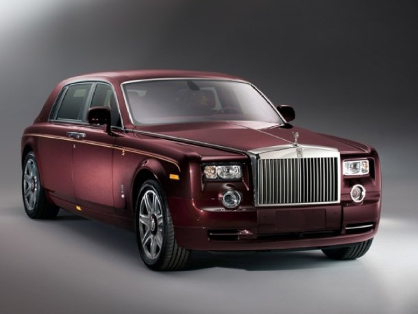 Rolls-Royce Phantom Year of the Dragon