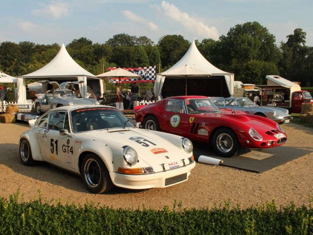 Schloss Dyck Classic Days 2014