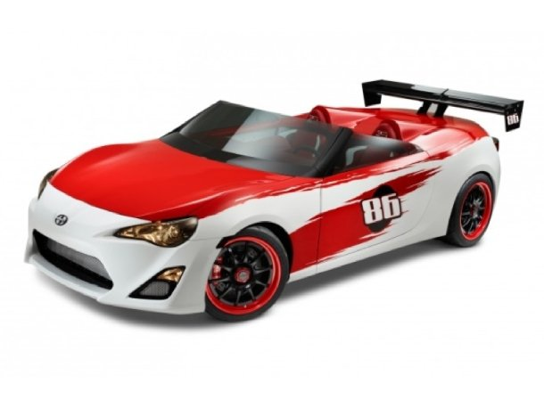 Scion FR-S Cartel Speedster Concept