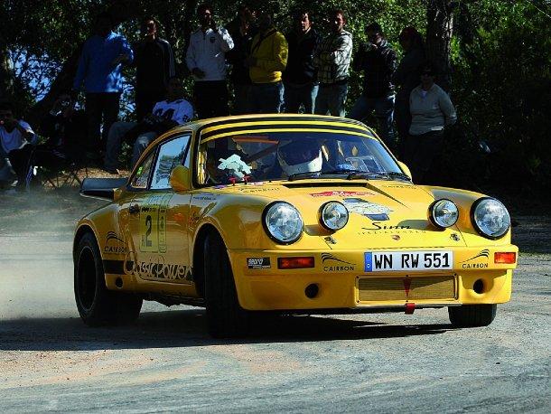 Sieg bei Rally Costa Brava