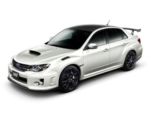 Subaru Impreza WRX STi NBR Challenge