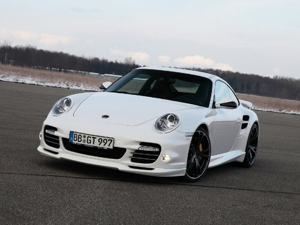 Techart Porsche 997 Turbo