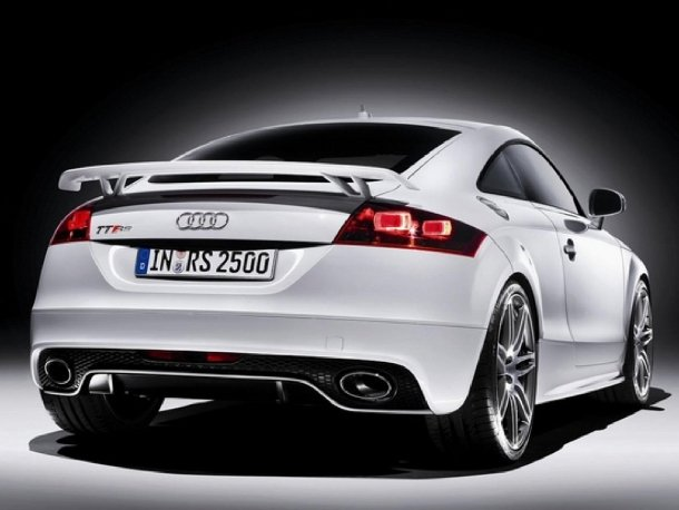 Platz 10: Audi TT RS
