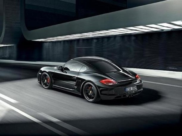 Platz 9: Porsche Cayman