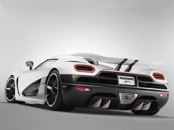 Platz 10: Koenigsegg Agera R