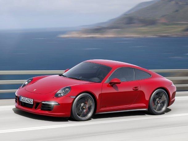 Platz 10: Porsche 991 Carrera GTS