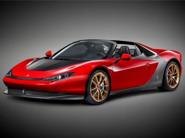 Platz 10: Ferrari Sergio