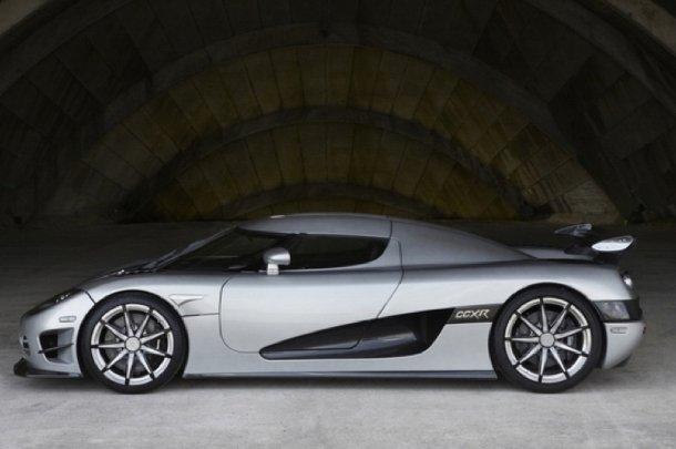 Platz 10: Koenigsegg