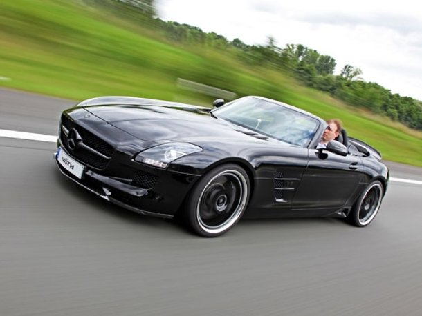 Väth SLS V63 Supercharged Roadster