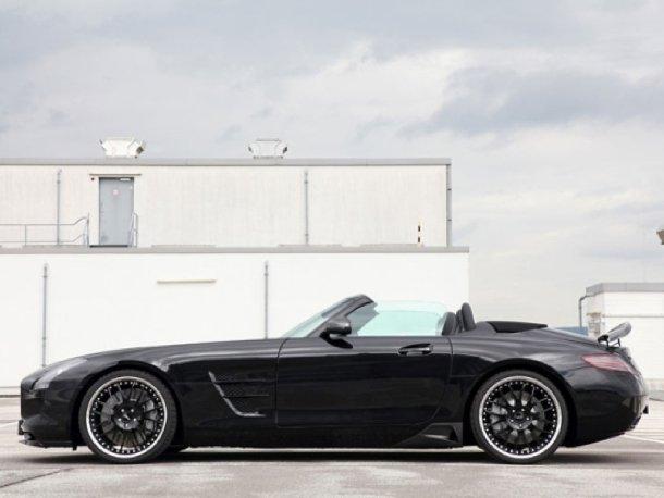 Väth SLS V63 Supercharged Roadster