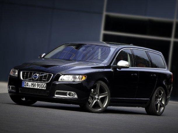 Volvo V70 T6 R-Design
