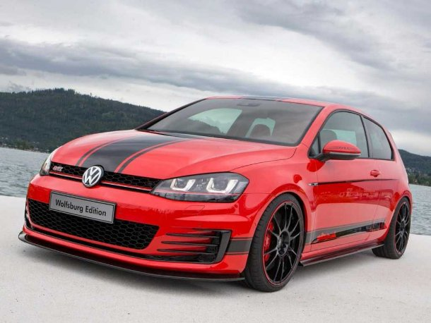 VW Golf GTI Wolfsburg Edition