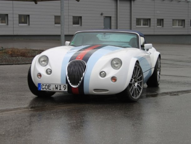 Wiesmann MF3 Roadster Final Edition