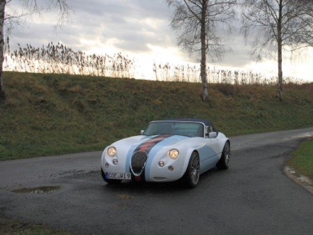 Wiesmann MF3 Roadster Final Edition