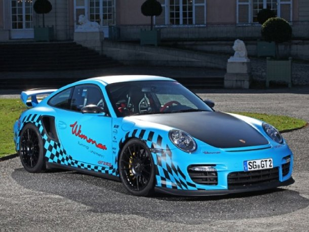 Wimmer 997 GT2 RS