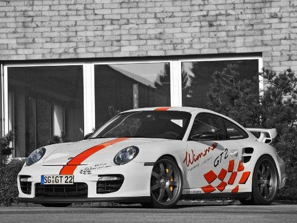 Wimmer 997 GT2 Speed