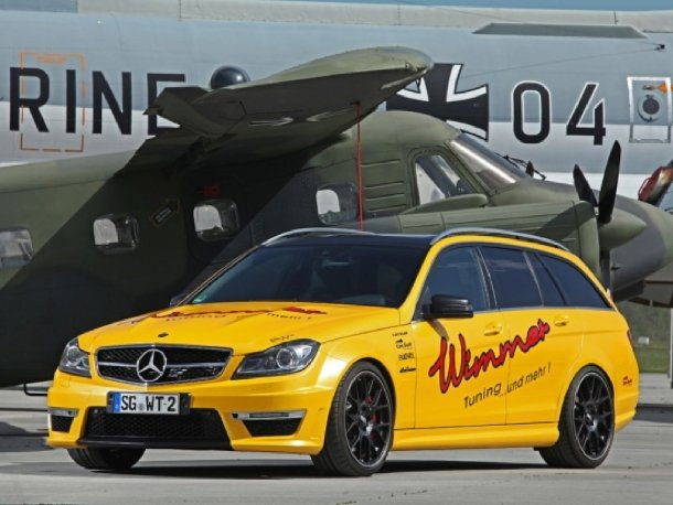 Wimmer C 63 T-Modell